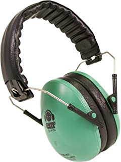 Ems for Kids Hearing Protection Earmuffs - Mint. The Original Folding Children's Earmuff Since 2007. Use at Loud Events Including NASCAR, air Shows, Concerts, Festivals and More!