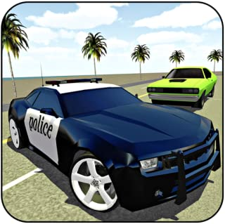highway police chase game