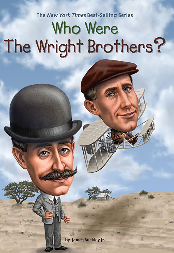 テセウス月曜狭いWho Were the Wright Brothers? (Who Was?) (English Edition)