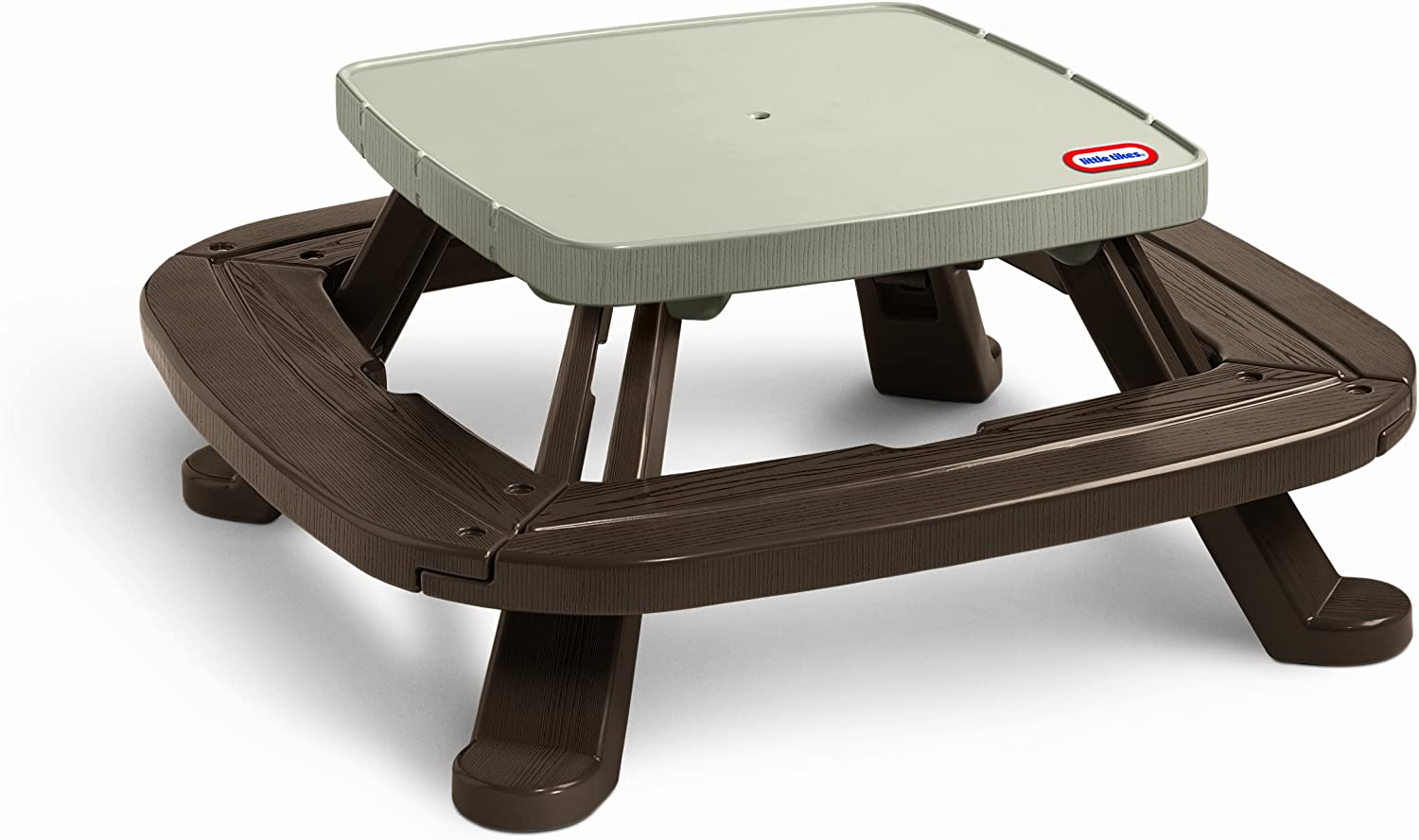 Little Tikes- Endless Adventures Fold 'N Store Picnic Table