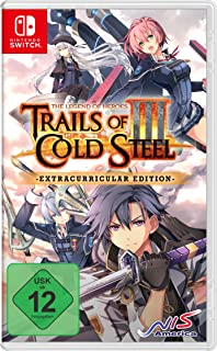 The Legend of Heroes:Trails of Cold Steel III Extracurricular Edition (Nintendo Switch)