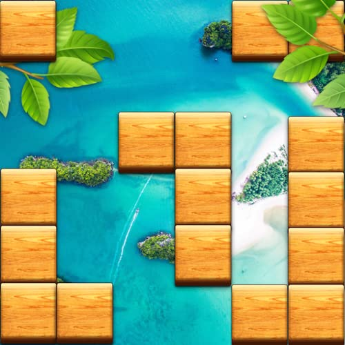 Wood Scapes - Block Puzzle Woody Games Free