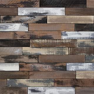 deco planks weathered