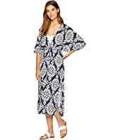 Tory Burch Swimwear - Tapestry Geo Dress Cover-Up