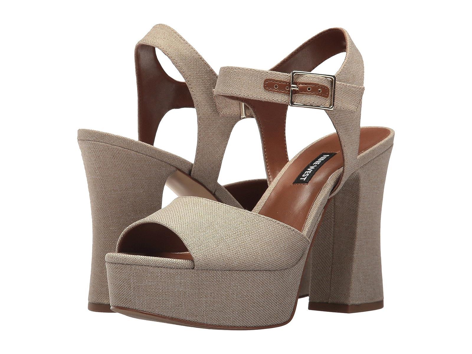 Nine West Wilmarie Platform Heel SandalCheap and distinctive eye-catching shoes