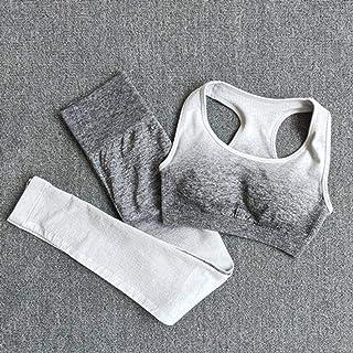 Yoga Set Sports Braand Leggings Women Gym Set Clothes Seamless Workout Fitness Sportswear Fitness Sports Suit Sportswear