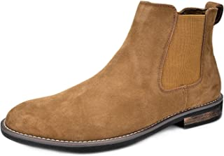 Men's Suede Leather Chukka Ankle Boots