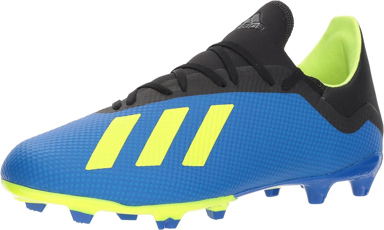 Adidas Mens X 18.3 FG Soccer shoes Soccer