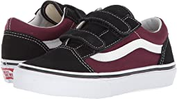 Vans Kids Old Skool V (Little Kid/Big Kid)