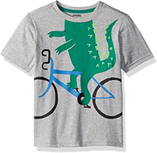 Gymboree Baby Boys' Short Sleeve Animal Graphic Tee