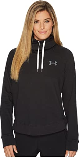 Under Armour Favorite Fleece Pullover Left Chest Hoodie