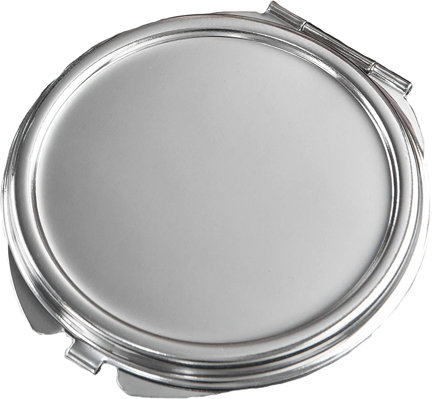 FASHIONCRAFT Raleigh Mall 6796 Travel Pocket Max 59% OFF Mirror Makeup Compact M