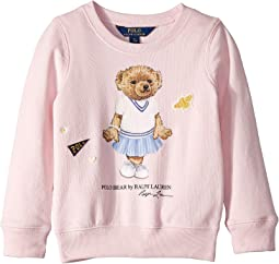 Novelty Bear Top (Little Kids)