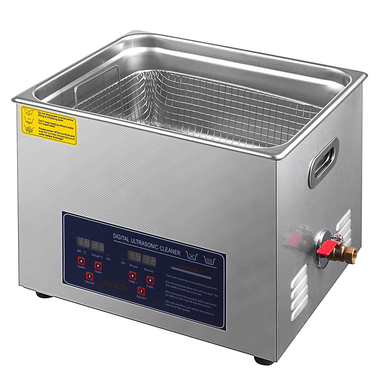 Hihone Ultrasonic Cleaner Ultrasound Stainless Cleaning Ranking TOP7 Atlanta Mall Machine