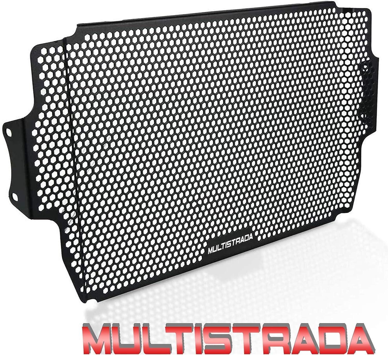 Kühlerschutz Kühler Kühlerabdeckung Für Ducati Multistrada 950 2017 2020 Multistrada 1260 2018 2020 Multistrada 1200 2015 2018 Auto