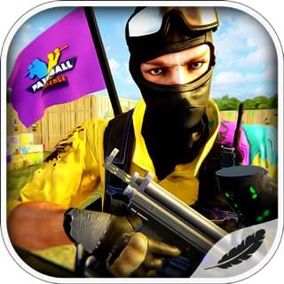 Paintball Arena Challenge 2 - Multiplayer Battle