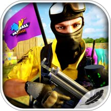 Paintball Arena Challenge 2 - Multiplayer Battle