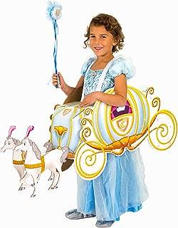 Suitables Cinderella Coach for Kids Ages 2 - 7