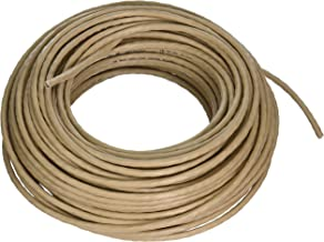 Southwire 56917643 100-Feet 24-Gauge 4 Pair CMX Outdoor-CMR UL 75-Degree C Category 5e Indoor/Outdoor Cable, Tan