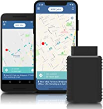 GPS Tracker for Vehicles - Low Monthly Fee - 14-Day Service Included - OBD Tracking Device - Moto Watchdog - Car, Vehicle, Truck, Fleet Monitoring System - Monitor The Driving Habit of Teens