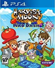 harvest moon video game switch