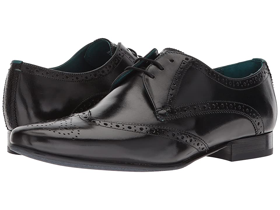 Ted Baker Hosei (Black Leather) Men