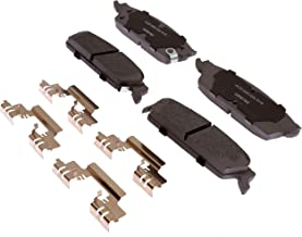 ACDelco 14D1194CHF1 Advantage Ceramic Rear Disc Brake Pad Set