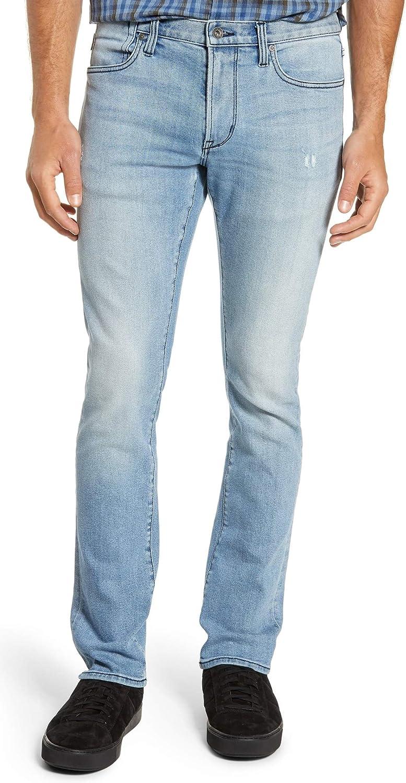 John NEW Varvatos Star USA Men's Fit Straight Slim Surprise price Bowery Jeans
