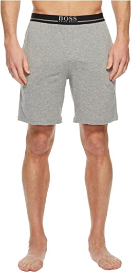Stretch Cotton Lounge Shorts