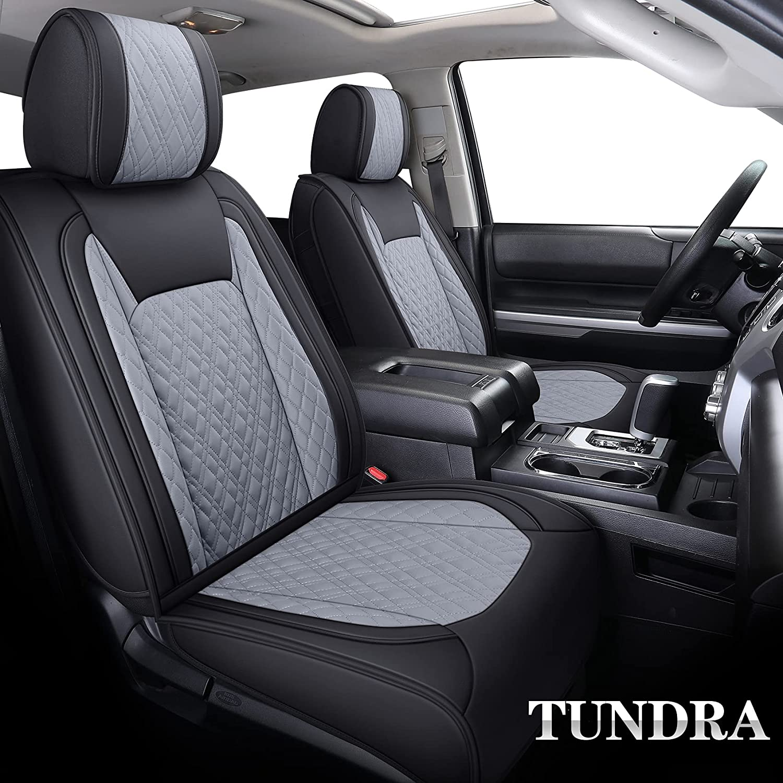 Aierxuan Car Seat High material Covers Full Set 2008-2021 Tundra Kansas City Mall Custom Fit Cr