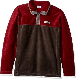 Columbia Mens Steens MountainTM Half Snap Fleece Jacket