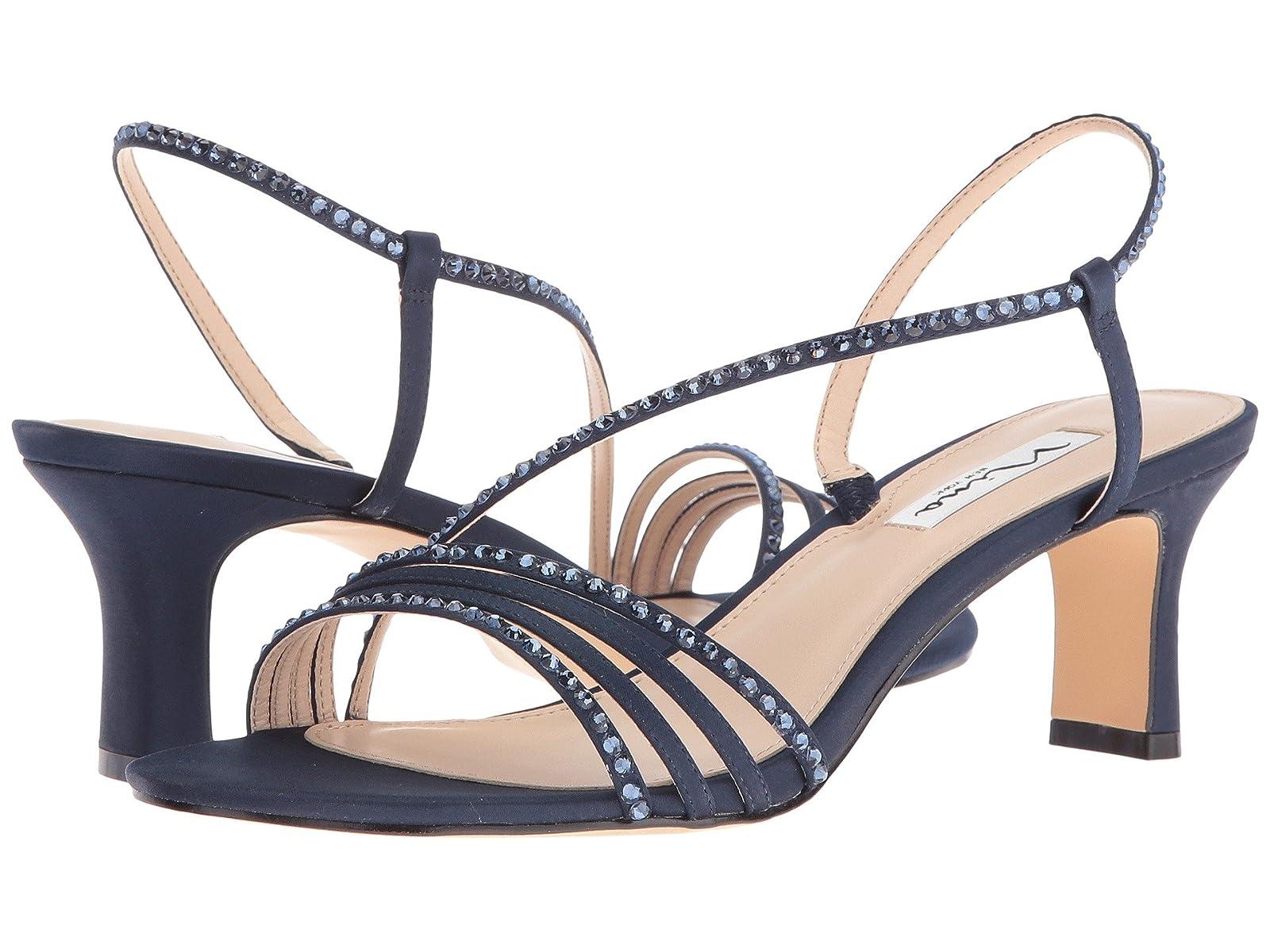 Nina GerriAtmospheric grades have affordable shoes