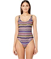 Missoni Mare - Iconic Zigzag One-Piece