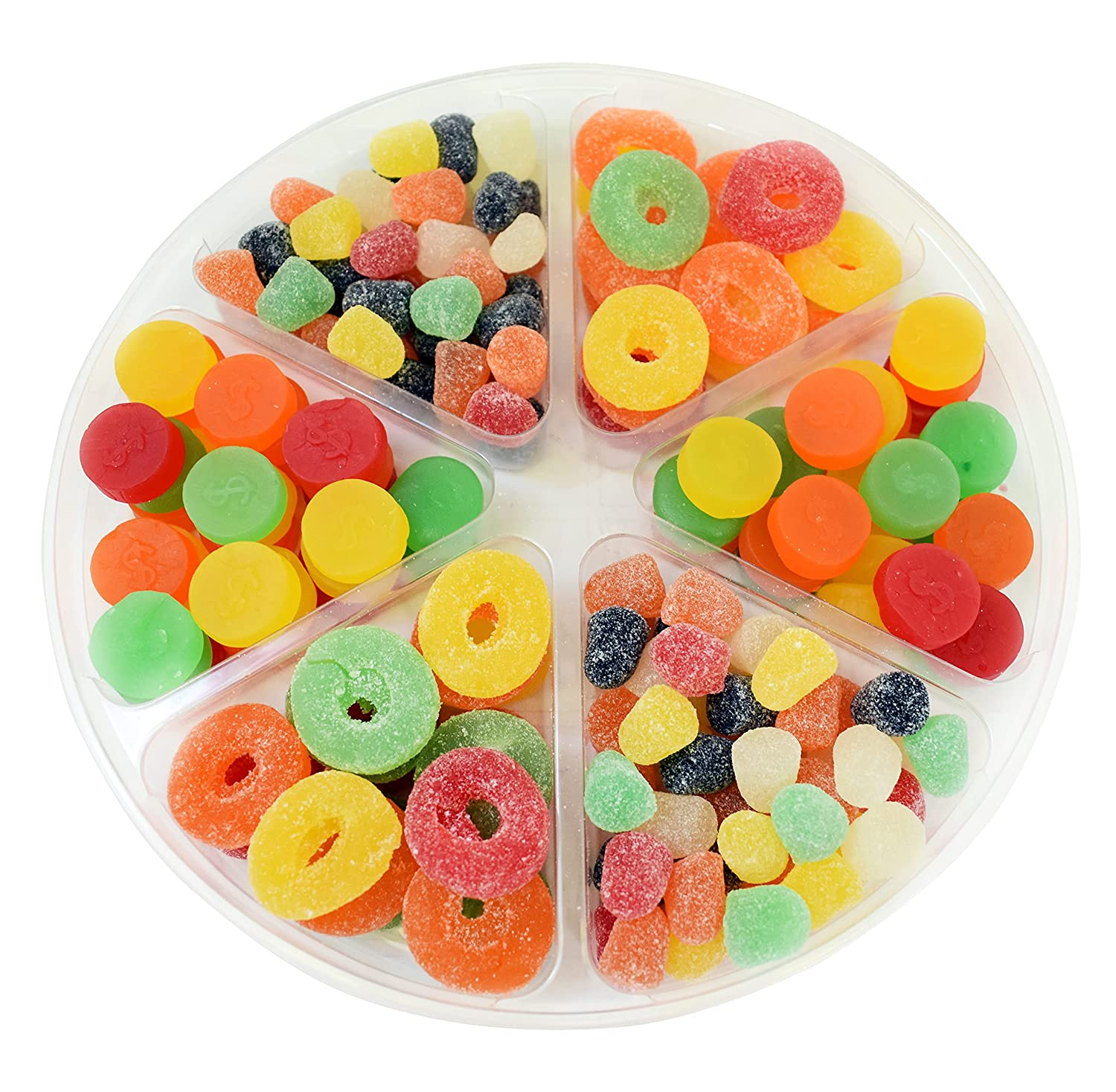 Sarah's Candy Factory Assorted Gummy Mix Drops-Ju Ju Spice Atlanta Mall OFFicial site
