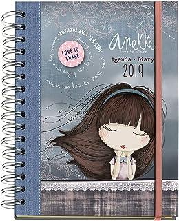 Amazon.es: Anekke - Calendarios, agendas y organizadores ...