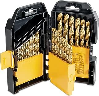 DWDTS Series Drill America 5//8 High Speed Steel 2MT Cobalt Steel Taper Shank Drill Bit