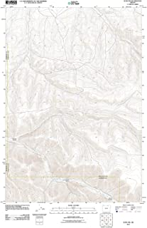 Oregon Maps - 2011 Echo, OR USGS Historical Topographic Map - Cartography Wall Art - 24in x 32in