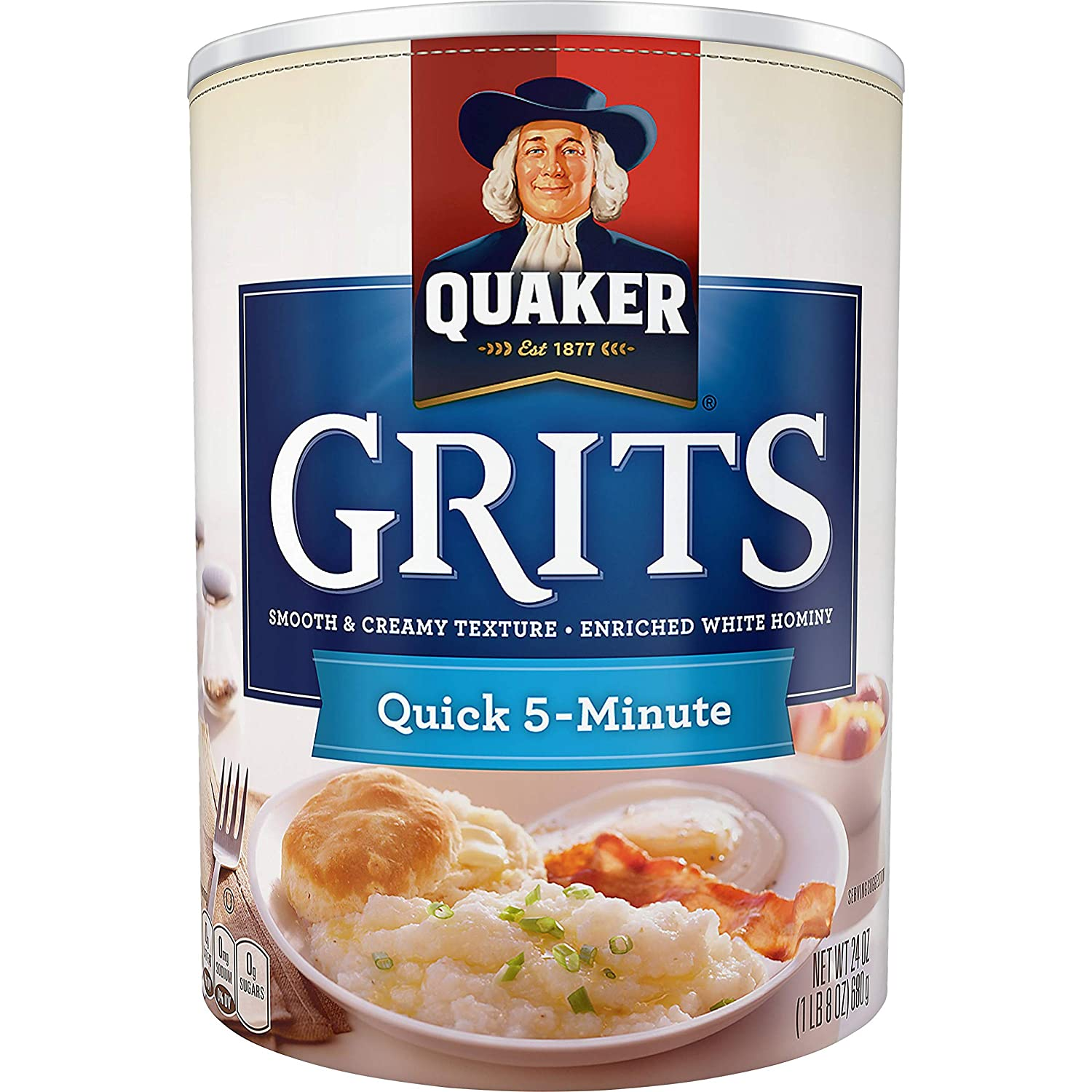 Courier shipping free shipping Memphis Mall Cereal Grits Quick