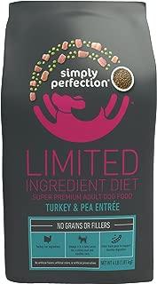 Simply Perfection Super Premium Lidturkey and Pea Entrée