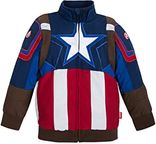 Marvel Captain America Jacket for Boys Multi