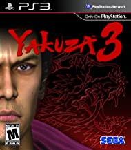 Yakuza 3 by Sega Of America, Inc.