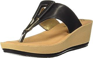 inblu Women's JF01 Tan Fashion Sandals