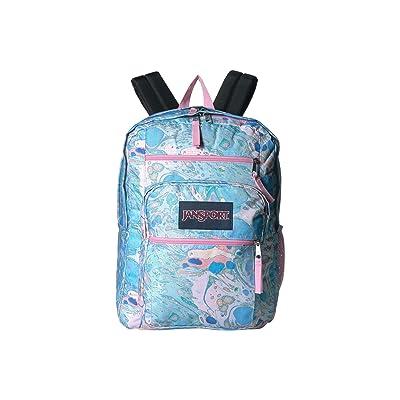 JanSport Big Student (Pastel Marble) Backpack Bags
