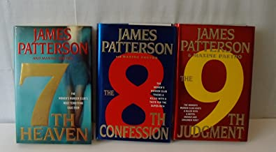 Author James Patterson and Maxine Paetro Three Book Bundle Collection of The Lindsay Boxer and the Women's Murder Club Ser...