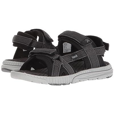 Kamik Kids Match (Toddler/Little Kid/Big Kid) (Black) Kids Shoes