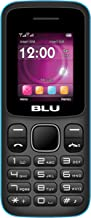 BLU Z4 Z190 Unlocked GSM Feature Phone w/Built-in Flashlight - Blue