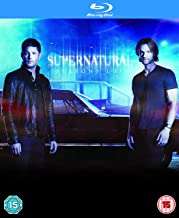 supernatural season 13 blu ray