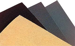 Norton Sandpaper - Fine (150 Grit) Pkg of 50 Sheets - Arts & Crafts Materials - 9714789 A