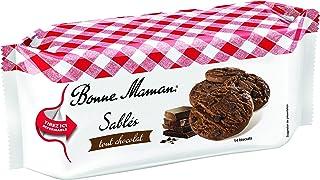 Bonne Maman Sables Tout Chocolate Cookies - 150 gm