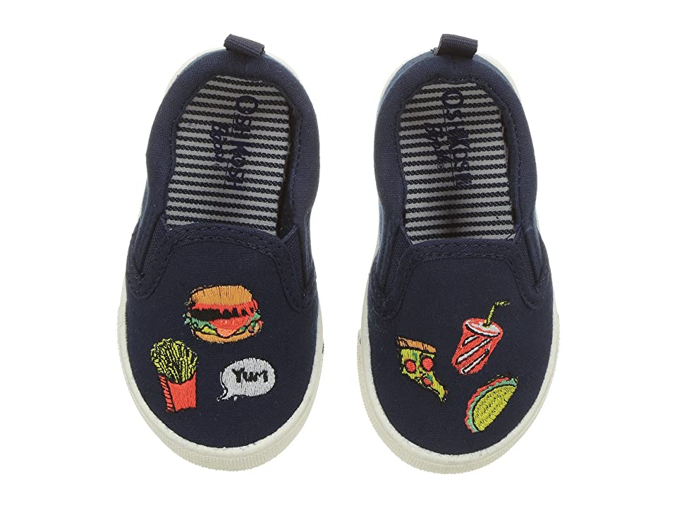 OshKosh Foodie (Toddler/Little Kid) (Navy) Boy